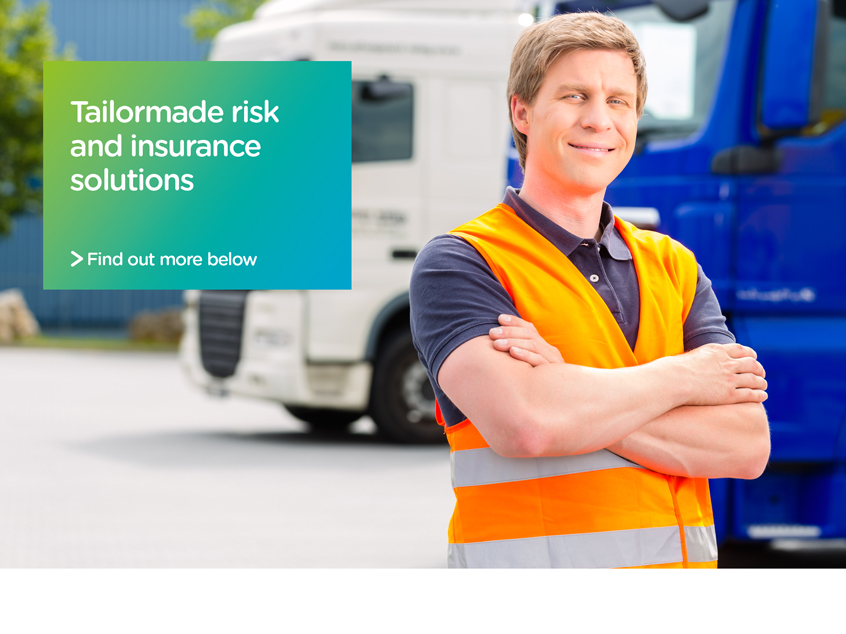 Transport, Marine and Cargo Driver with Insurance with Rigby Financial