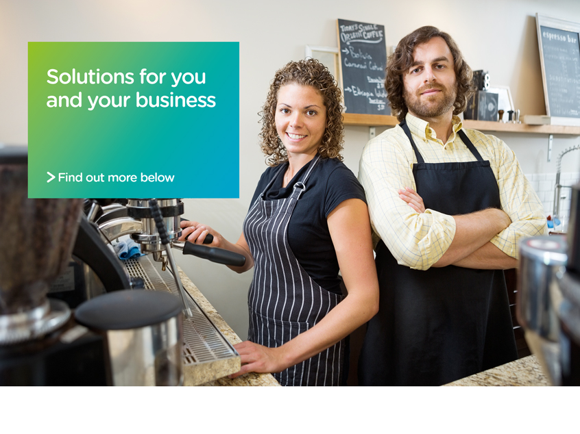 "young business owners ""solutions for you and your business"""
